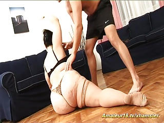 extreme fat housewife contortion sex