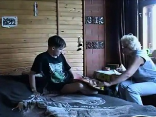 Russian Amateur Mom Goes Wild 21
