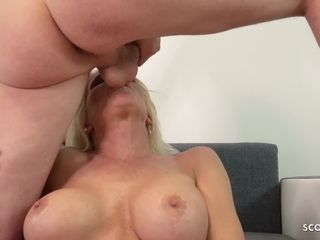 GERMAN SCOUT raunchy gasp PICKUP ravage FOR cougar TIFFANY