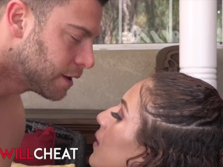 She Will Cheat - fantastic Latina Liv Revamped Cheats On Her spouse So She Can Get buttfuck foray
