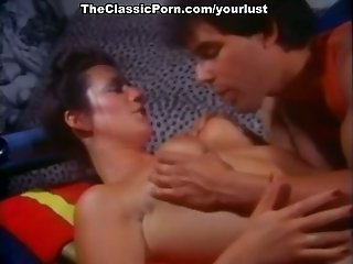 Don Fernando and Jesse Adams in provocative vintage fuck clip