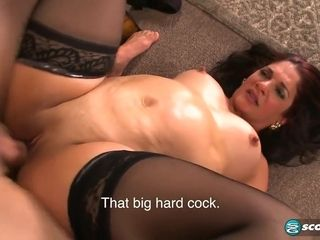 Latina Stripper cougar Takes On The large Mac