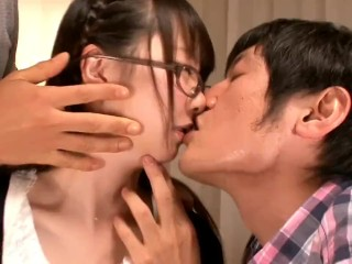 Gcup home tutor Noa Kasumi bang-out with 2 school dolls (javplayer)