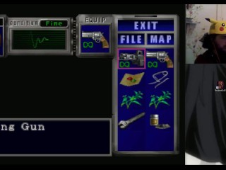 Resident evil 3 with FaceCam new Save Ep. 2