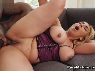 Kylie Kingston in A glorious Surprise - PureMature