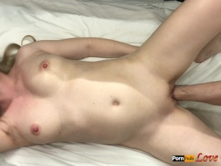 Sizzling raw puss going knuckle deep With burst
