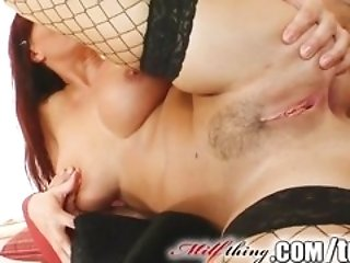 Milf Thing 33 yo MILF knows how to suck and fuck