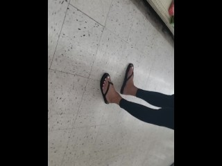 Candid asian woman soles monstrous Discount