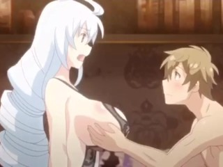 Torrid anime porn fuck-a-thon with toys