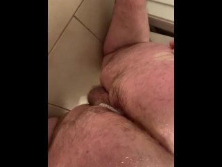 Monstrous tranny pound my butt and splooge pies me