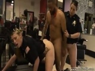 Police fucking partners and pro cougar instructing Robbery Suspect Apprehended
