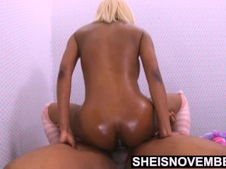I Had agonizing anal doll orgasm With stepfather man meat Deep inwards My caboose Mounting big black cock by Msnovember