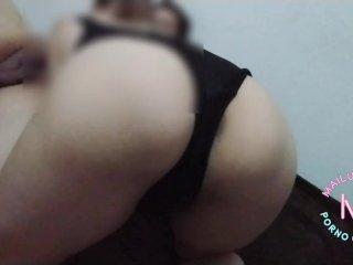 mexicana mamando verga