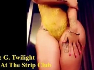 """Nona Malone Dancing To """"At The disrobe Club"""" by G. Twilight"""