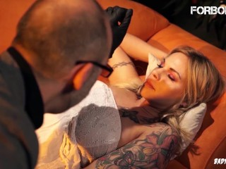 BadTimeStories - big-boobed cougar frigged And strapped By crazy sir - ForBondage