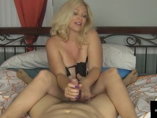 Fuckpole longing milf Charlee haunt strokes Your Dick With fun!