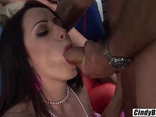 Cindy Behr joins sis in sizzling fuck-fest euro stunners