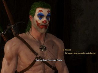 The witcher 3 part 12 mod naked
