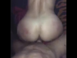 Amazing monstrous arse white dame 18yo sister in law let me pulverize that backside everyday we home alone