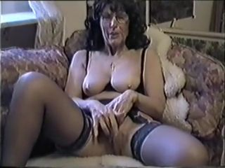 Absurd Homemade integument in the air clasp, Stockings scenes
