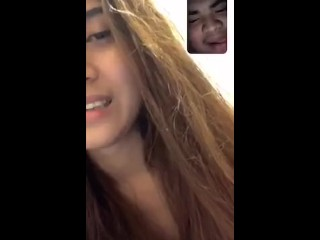Gf leaked video with bf scandal part 1