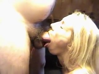 Pretty mature blondie wifey don't care her cougar in the medical center she preffer man sausage