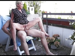 Of age coupler Balcony be aroused by