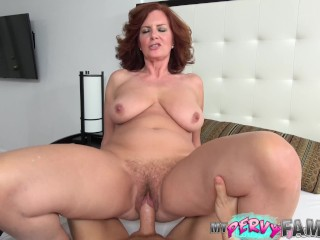 Scorching Mature mother Wants To Have firm Dick son-in-law pack Her vulva With giant prick