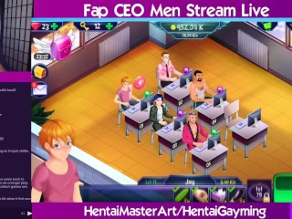 Fresh office, who dis? Fap CEO #3 W/HentaiGayming