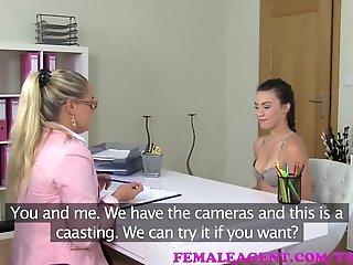 FemaleAgent MILF makes a French connnection in a beautiful casting