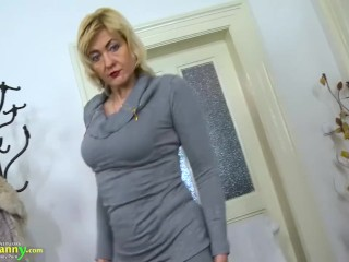 OldNannY sweltering Milfs desolate Toying Compilation