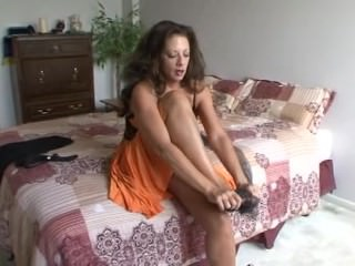 Older Lady Stepson Taboo Seduction