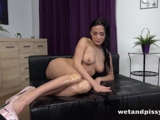 Nicol enjoy whips out stellar super-fucking-hot geyser On Herself