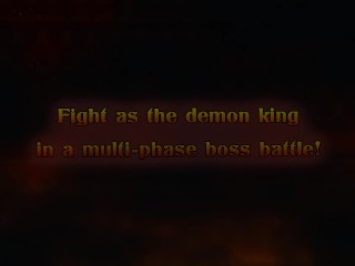 Demon King domination Deluxe Edition Trailer
