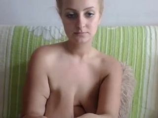 Starkers obese mamma white-headed cam skirt dance nacked with the addition of simulate pussy
