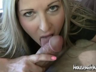Housewifekelly - Casual cockblowing