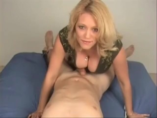 Charlee kittles manstick and teases - brief clip - dream come true