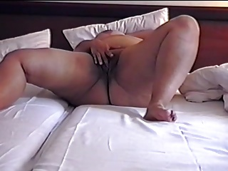 Wife Getting Ready For Gangbang