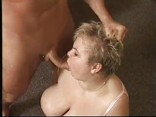 Super Hot BBW Granny With Monster Tits
