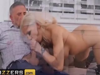 Kenzie Taylor Keiran Lee - towheaded Domme-ination