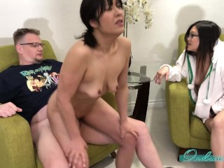 Wifey Orders japanese cougar Maid With lil Mina Preview