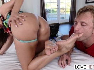 Lovesay no tofingertips Stepmom Wants My Cum exceeding say no to fingertips