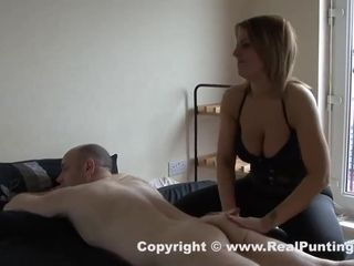Mature cougar Missy gonzo first-timer sex movie
