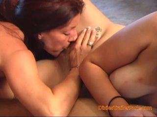 Mother son-in-law and stepdaughter three-way