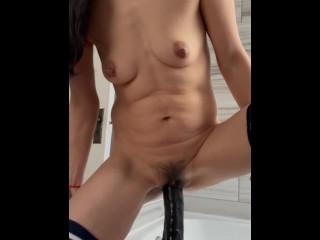 Krystal Daws Drunk Bare Breasts 1