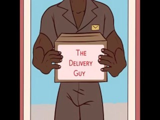 The Delivery boy [Full Erotica Audio Story]