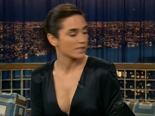 Jennifer Connelly - Late Night with Conan O'Brien (2006)