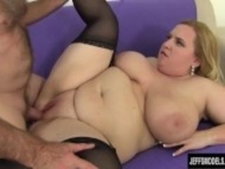 """Huge mounds and thick rump gal gets fucked"""