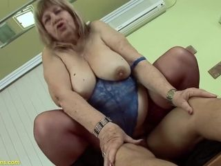 """""""ugly plumper 72 years older mommy deep fucked"""""""