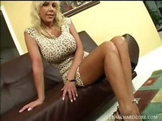 Hot Mama Misty Gets Some Hard Young Cock